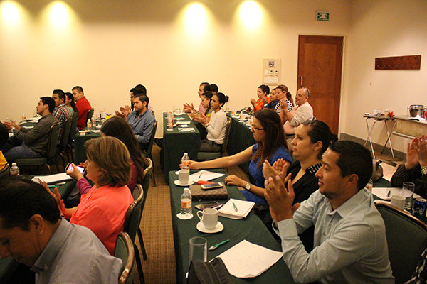 Conferencia Branding Interno Worken
